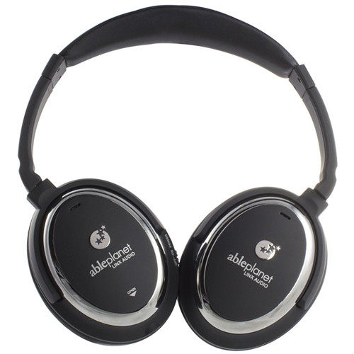 Able Planet Sound Clarity NC550BC Noise-Canceling Headphones