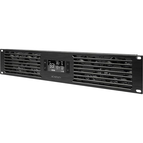 Ac Infinity Cloudplate T7 N Rackmount Cooling Fan System