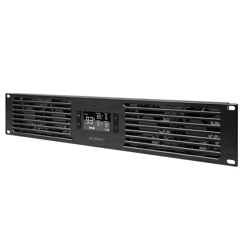 AC Infinity CLOUDPLATE T7 Rackmount Cooling Fan System
