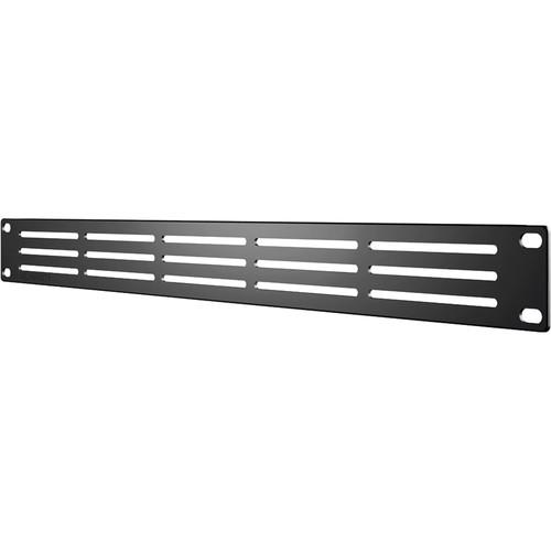 AC Infinity 1U Steel Vented Rack Panel