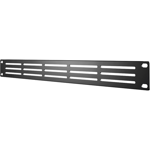 AC Infinity Heavy-Duty Steel Rack Panel Vented (1U)