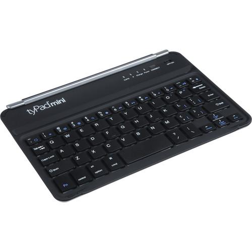Accessory Workshop tyPad mini Bluetooth Keyboard Case for iPad mini