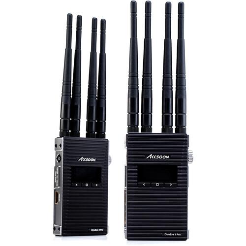 Accsoon CineEye 2 Pro Wireless Video Transmitter & Receiver Set