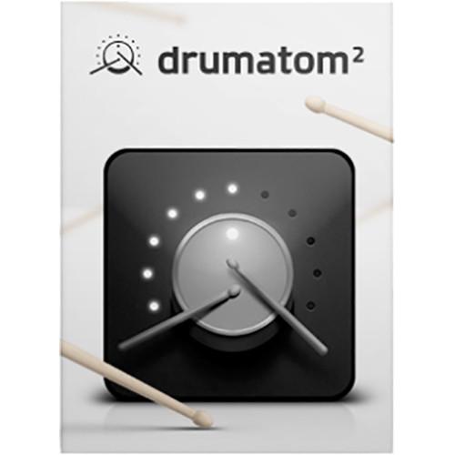 Accusonus Drumatom² - Microphone Leakage Suppression Software (Download)