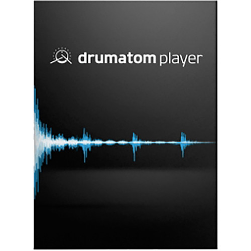 Accusonus Drumatom Player - Companion Plug-In for Drumatom (Native, Download)