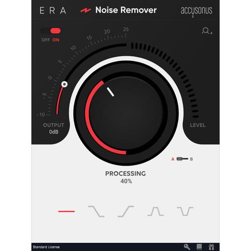 Accusonus ERA Noise Remover Audio Repair Plug-In (Download)