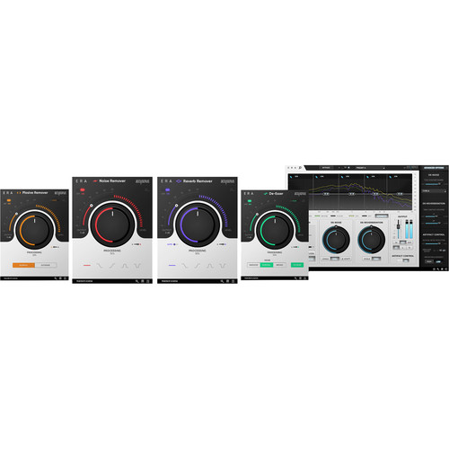 Accusonus ERA Bundle Pro - Automatic Audio-Repair Plug-Ins (Download)