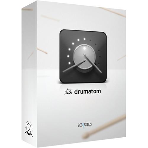 Accusonus Drumatom - Microphone Leakage Suppression Software (Download)