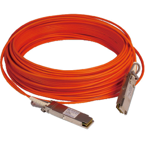 Accusys 56GB QSFP 50M Active Optical Cable for PCIe's
