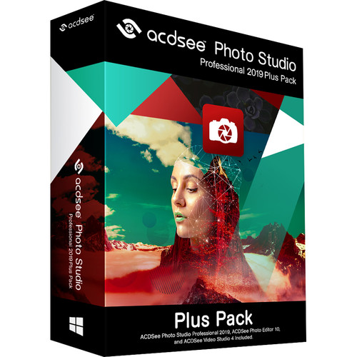 ACDSee Photo Studio Professional 2019 Plus Pack (Download)