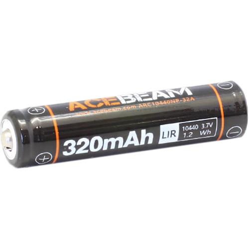 Acebeam ARC10440NP-32A 10440 Li-Ion Rechargeable Battery