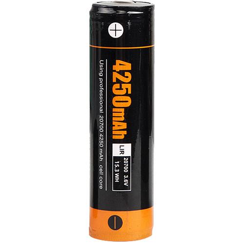 Acebeam 20700 Rechargeable High-Drain Li-Ion Battery (3.7V, 4250mAh)