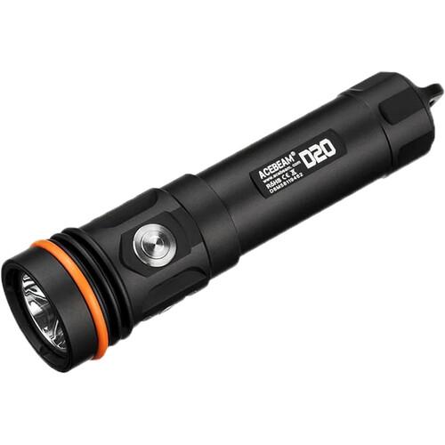 Acebeam D20 Dive Light