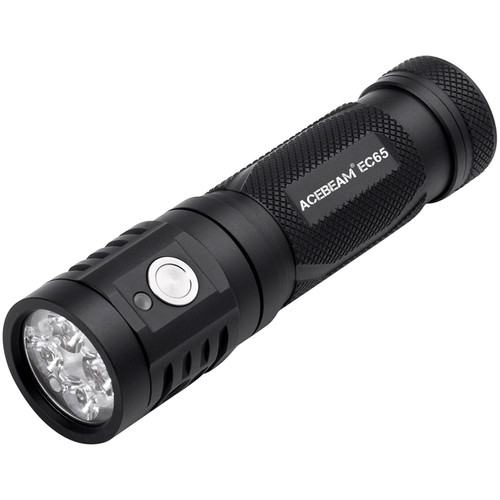 Acebeam EC65 LED Rechargeable Flashlight (Cree XHP35 LED Version)