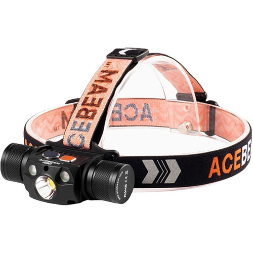 Acebeam H30 Multi-Color Rechargeable LED Headlamp