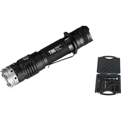 Acebeam T36 Rechargeable LED Flashlight Hunting Kit