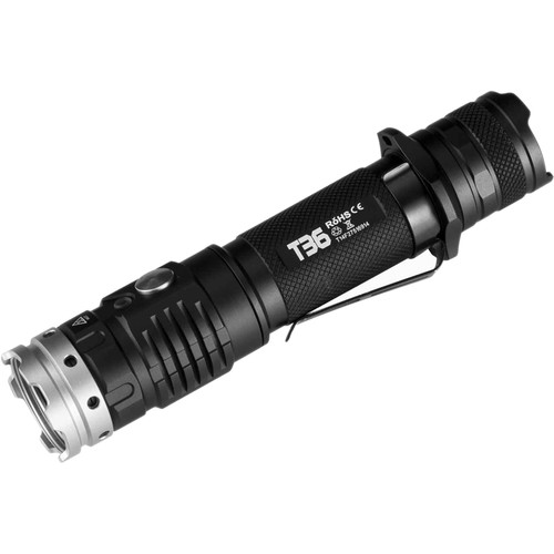 Acebeam T36 Rechargeable Tactical LED Flashlight