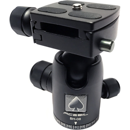 Acebil BH-08 Professional Photo Aluminum Ball Head