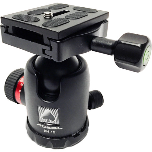 Acebil BH-15 Professional Photo Aluminum Ball Head
