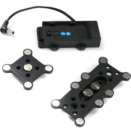ACETEK Battery Mounting Kit for Select Sliders