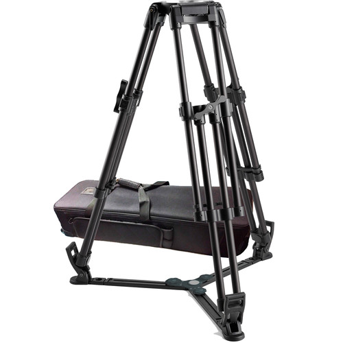 Acebil CINE100A Heavy-Duty Single Stage Aluminum Tripod