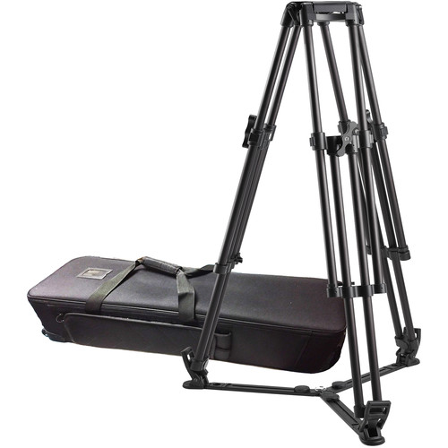 Acebil 1 Stage /  150mm Ball Heavy Duty Aluminum Tripod/GS-7 Ground Spreader/TC-150 Case