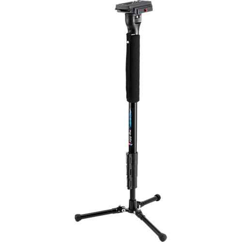Acebil MP-55V Video Monopod with QRSM-Set