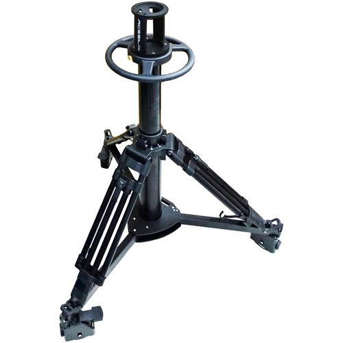 Acebil PD3800/150SC Pedestal with Carrying Case and Dolly D9 (150mm Bowl)