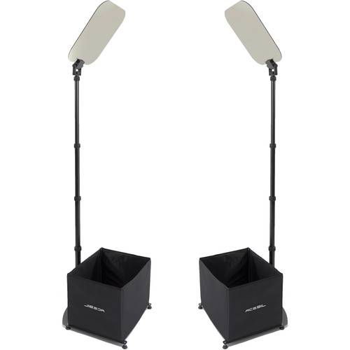 """Acebil 17"""" Conference Teleprompter (Pair)"""