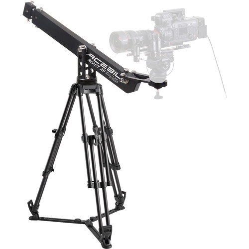 Acebil Ready Jib Mini with Carrying Case and Tripod Cine 100A