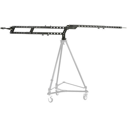 Acebil Pro Jib-Arm with Carry Case for Professional Camcorder/Working Arm 1100  1800mm