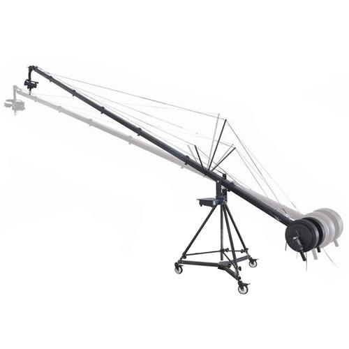 Acebil Supercrane60 Camera Jib with 18' Arm Length for DV/ENG Camera