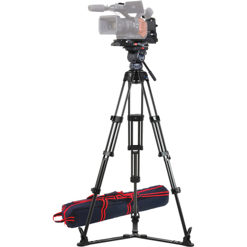 Acebil ST-7R KIT1G ST-7R Mountable Shoulder Adapter and CS-382G Professional Tripod System Kit