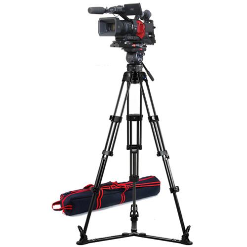 Acebil ST-7R KIT2G ST-7R Mountable Shoulder Adapter and CS-482G Professional Tripod System Kit
