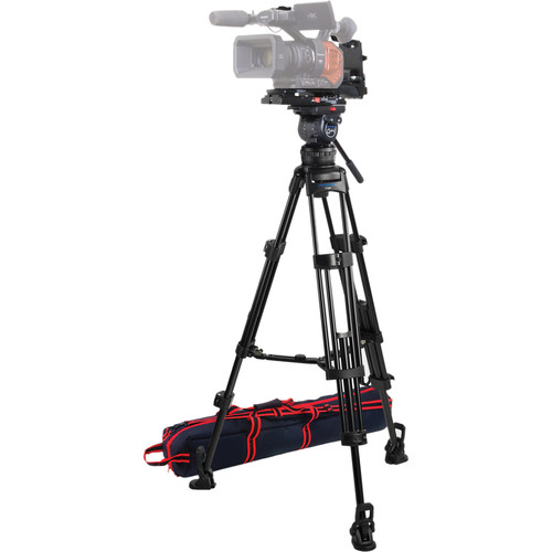 Acebil ST-7R KIT2M ST-7R Mountable Shoulder Adapter and CS-482M Professional Tripod System Kit