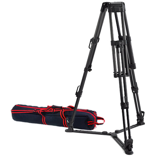 Acebil T2002CG 100mm Ball Base Tripod with Ground-Level Spreader
