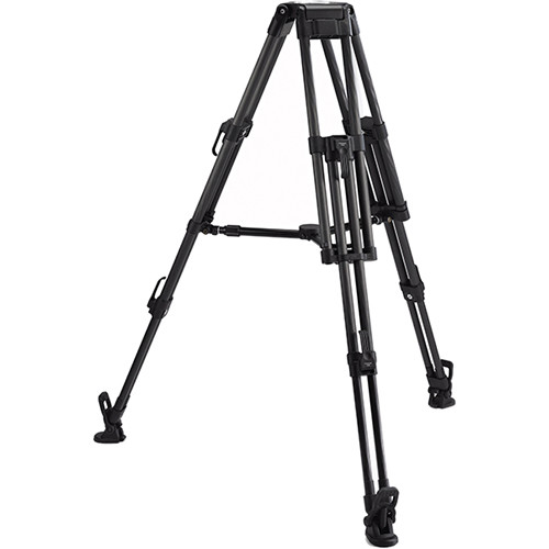 Acebil T2002CM 100mm Ball Base Tripod with Middle-Level Spreader and Three Rubber Feet