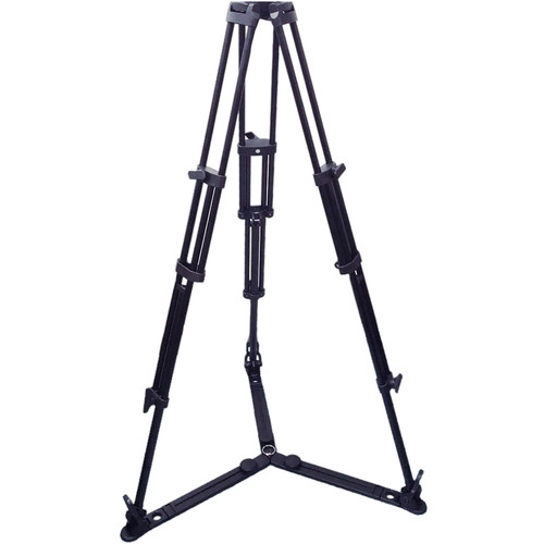 Acebil T75CG Compact Carbon Fiber Tripod with GS-1 Ground-Level Spreader (75mm Bowl)