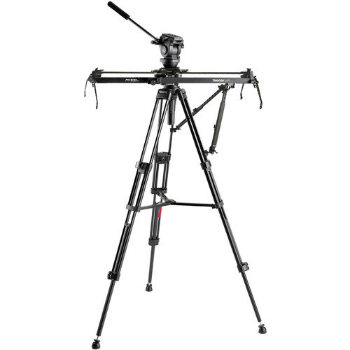 Acebil Travigo 1000 Pro Slider Kit with I-705DX Dual Tripod, HSTA-2 Dual Arm & Smart Eye 1000