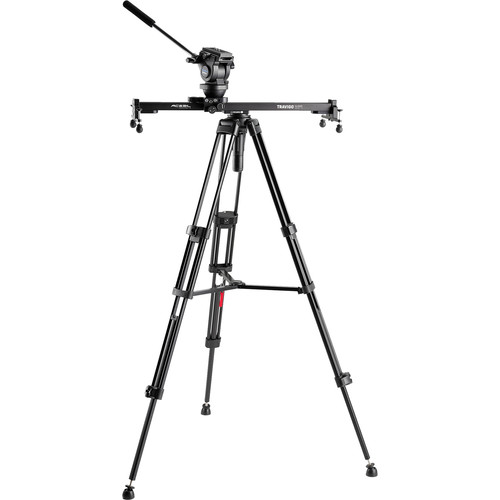 Acebil Travigo 600 Basic Slider Kit with I-705DX Dual Tripod System
