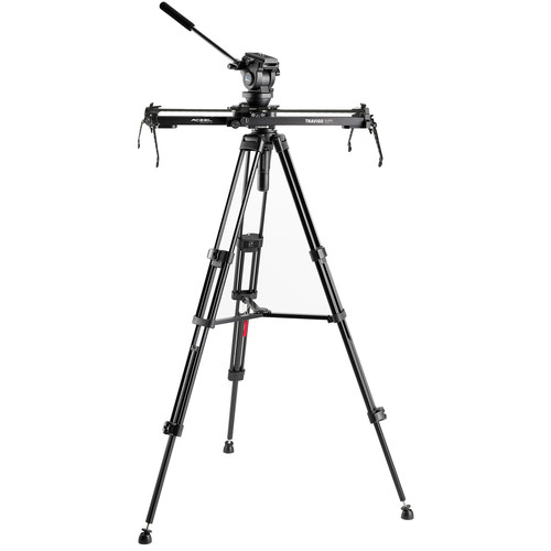 Acebil Travigo 600 Pro Slider Kit with I-705DX Dual Tripod System & Smart Eye 600