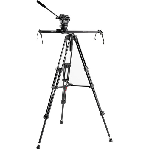 Acebil Travigo 600 Pro Slider Kit with I-705DX Dual Tripod System