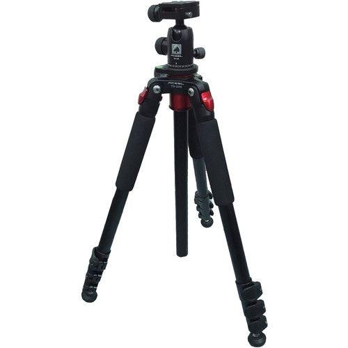Acebil TSI-254CE Carbon Fiber Tripod with BH-08 Ball Head
