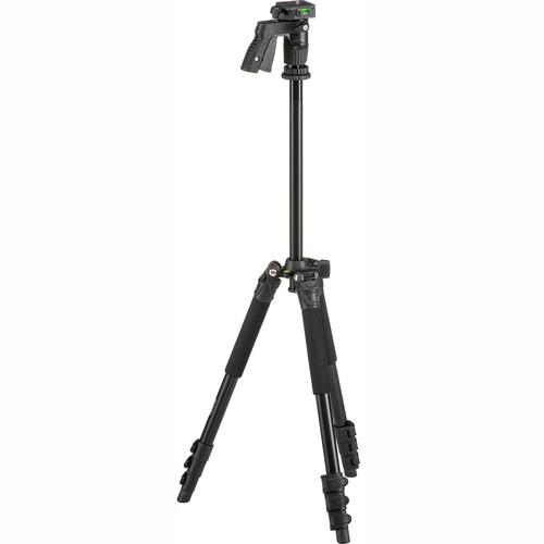 Acebil X2340 Professional Photo Aluminum Tripod with PH-02 Pistol Grip Ball Head