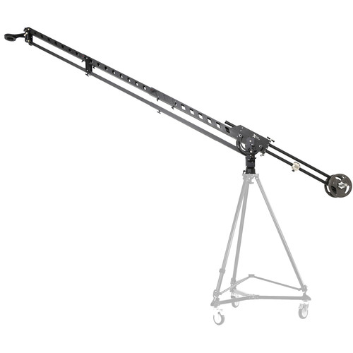 Acebil Pro Crane  With Carrying Case For Professional Camcorder / Working Arm 1400  3000Mm