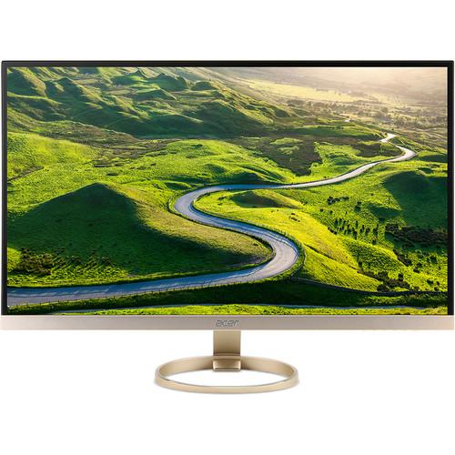 """Acer H277HU H7 27"""" 16:9 WQHD IPS Monitor"""