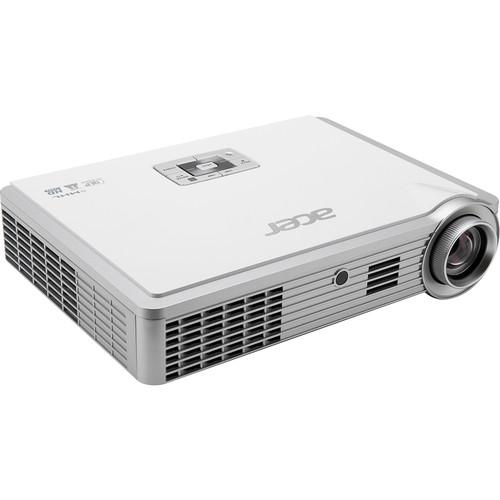 Acer K335 3D DLP Portable Projector (White)