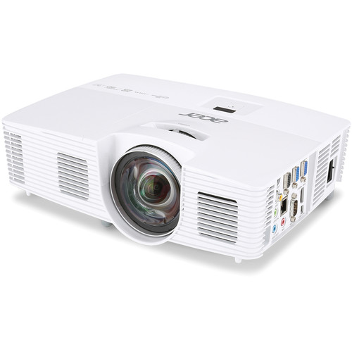 Acer S1383WHne 3200-Lumen WXGA Short-Throw DLP Projector