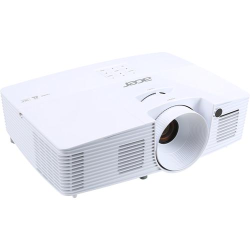 Acer X127H Essential Series 3600-Lumen XGA DLP Projector