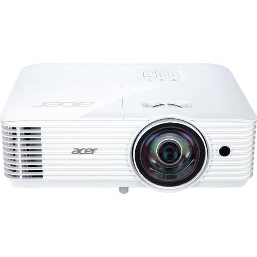 Acer S1 Series S1286HN 3500-Lumen XGA Short Throw DLP Projector